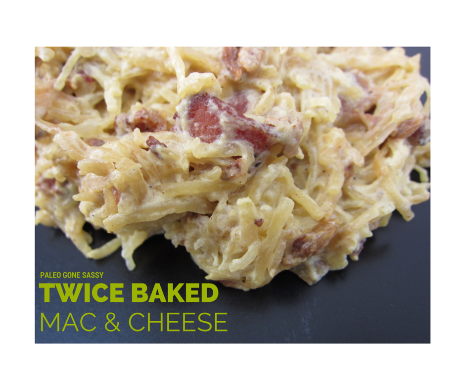 Twice baked macaroni and cheese - How to Help Your Kids Eat More Veggies | Paleo Parents