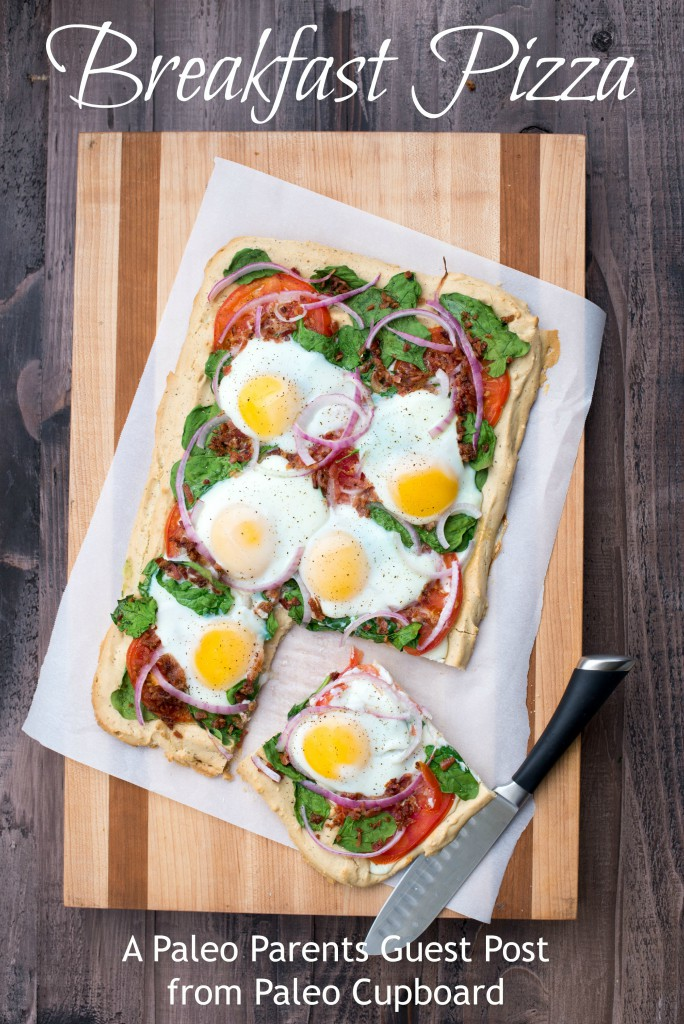 Breakfast Pizza Feature - Real Life Meal Plan, Our Week of Eats from the Web: Meal Planning June 22 | Paleo Parents