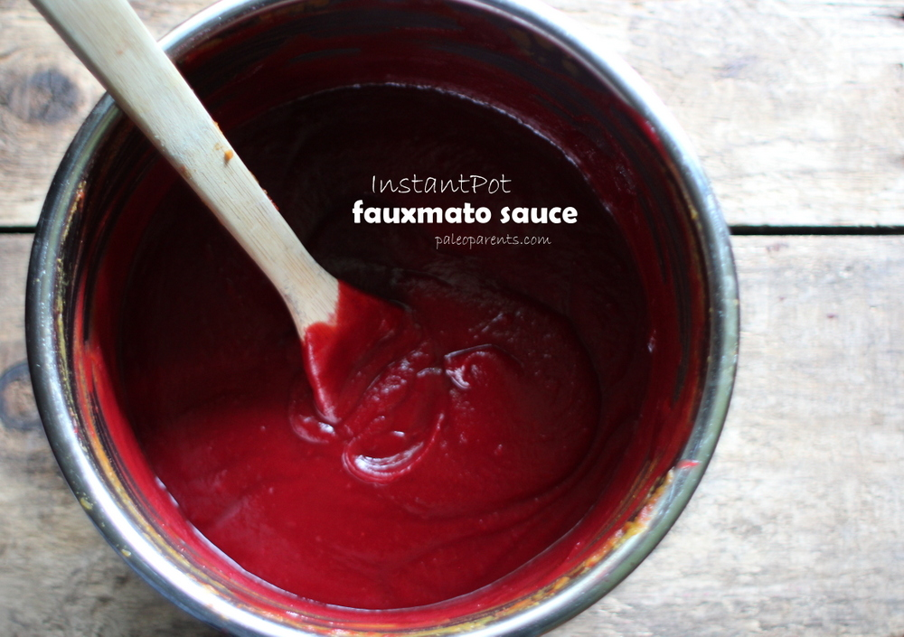 Fauxmato-Sauce, How to use your Instant Pot, Instant Pot Recipes, Instant Pot Guide - Real Everything