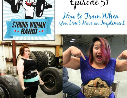 SWR-New-Strong-Woman-Radio-51-How-to-Train-When-You-Dont-Have-an-Implement