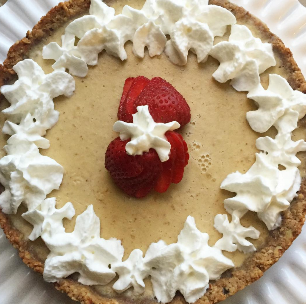 Paleo lemon pie | Paleo Parents