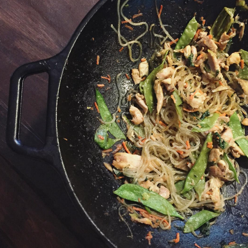 japchae, Our Weekly Meal Plan Full of Fresh Veggies! | Paleo Parents