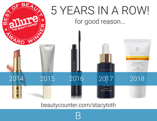 Healthy Inside & Out - Beautycounter Safer Skincare FAQ with Stacy Toth