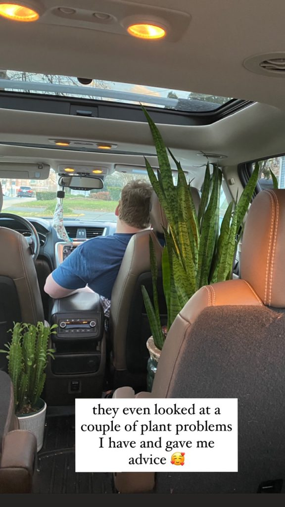 Recovering Plant Killer roadtrip