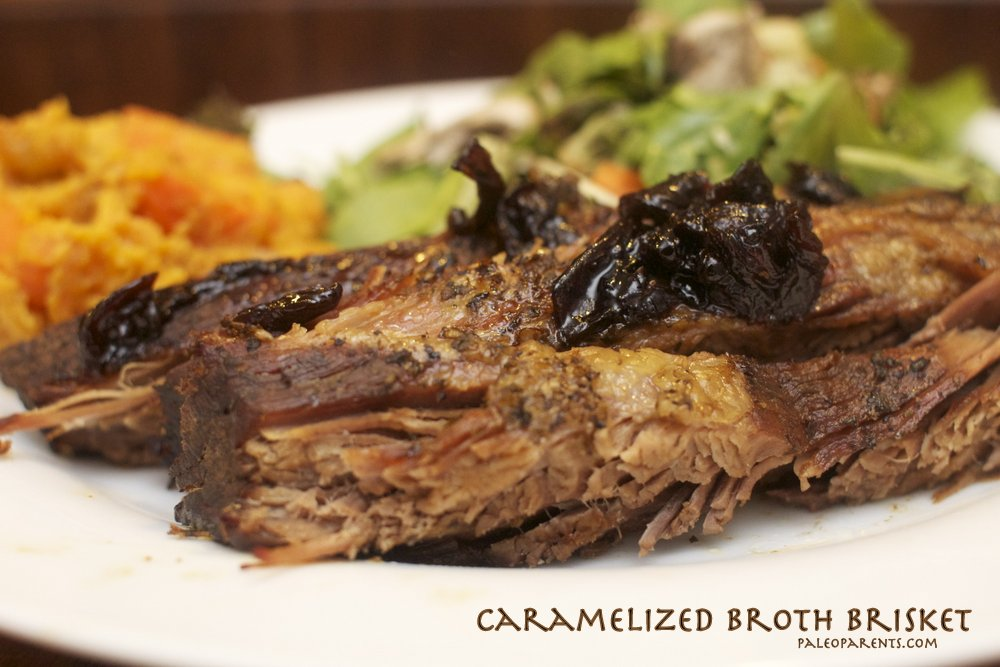 Caramelized Broth Brisket