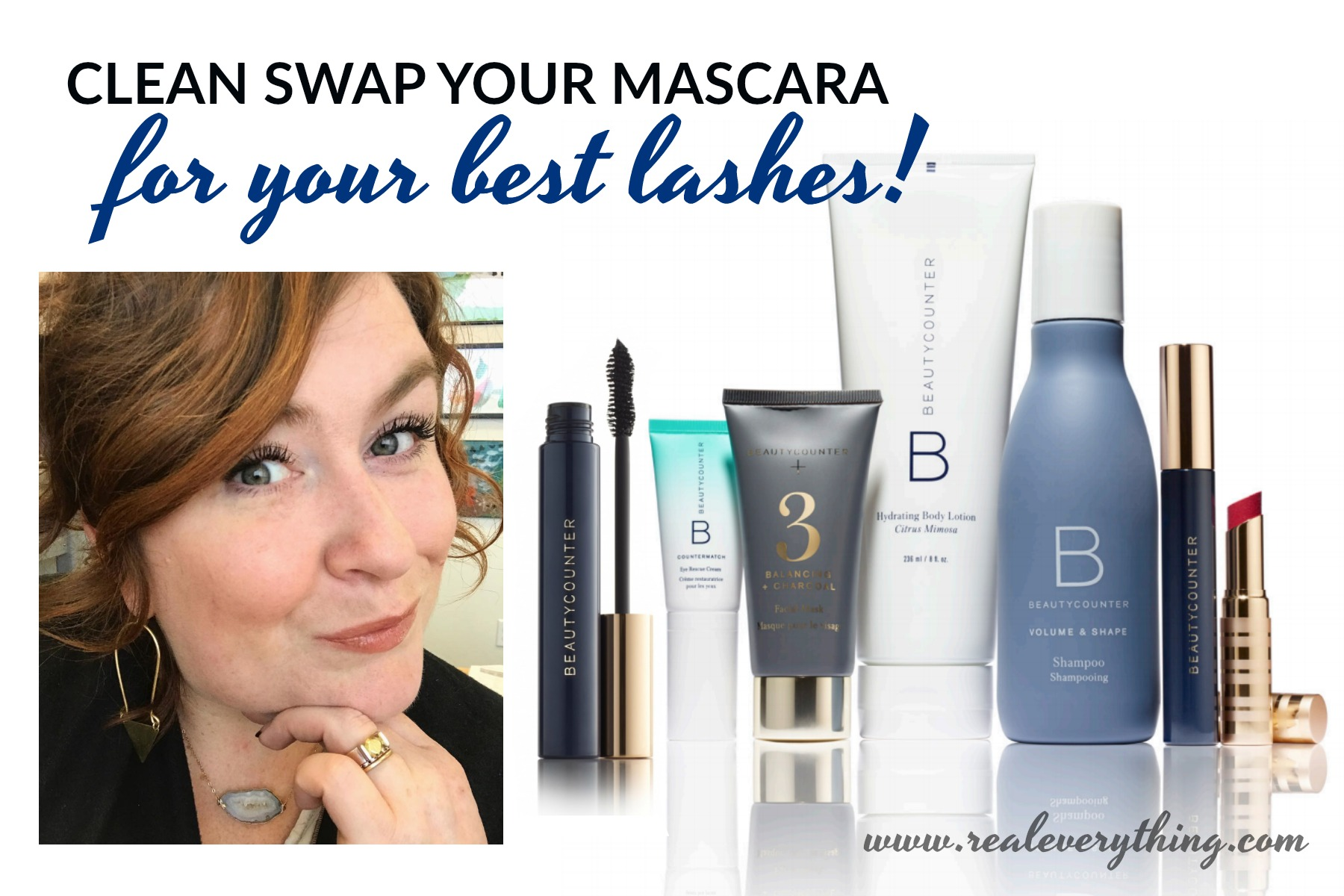 8c789c80870 Clean Swap Your Mascara for Your Best Lashes - Real Everything