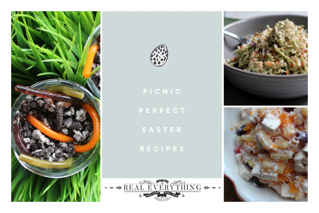 Picnic Perfect Easter Recipes from Real Everything