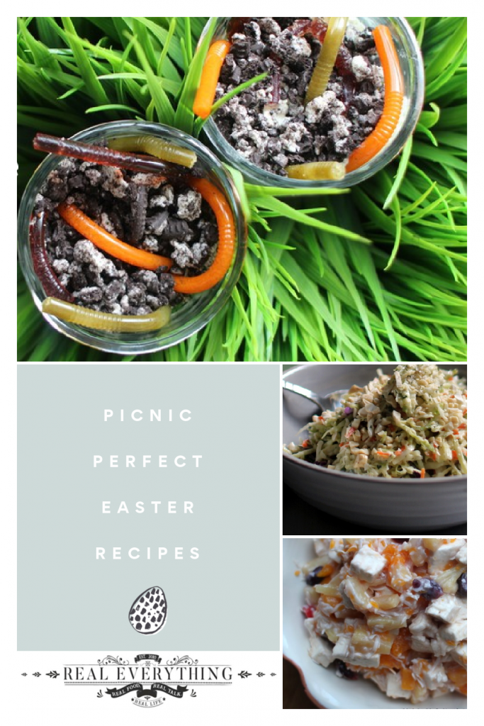 Picnic Perfect Easter Recipes with Real Everything