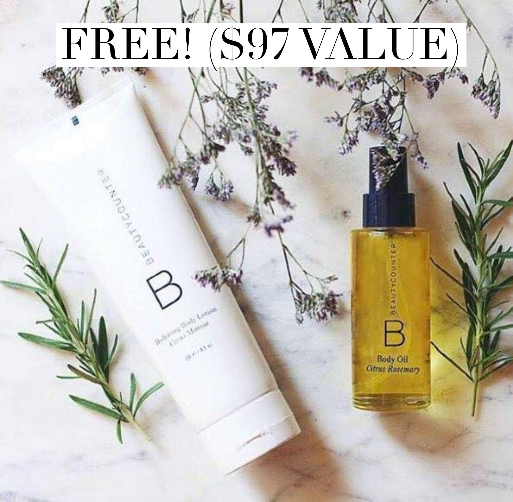 Hydration Duo Free from Beautycounter on Real Everything
