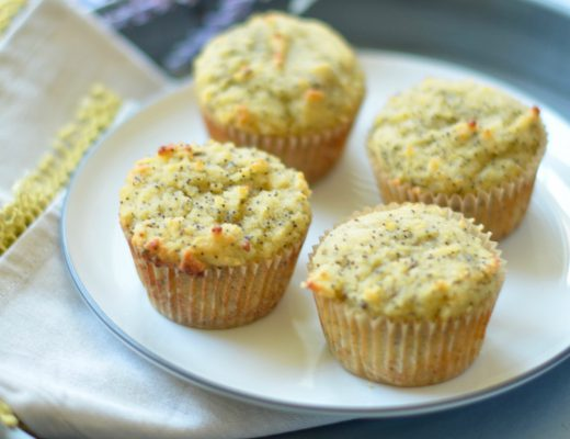 Lemon Lavender Muffins/PP guest post