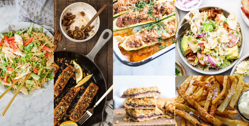Meal Plan Monday August 16th - Real Everything Blog Stacy Toth Long