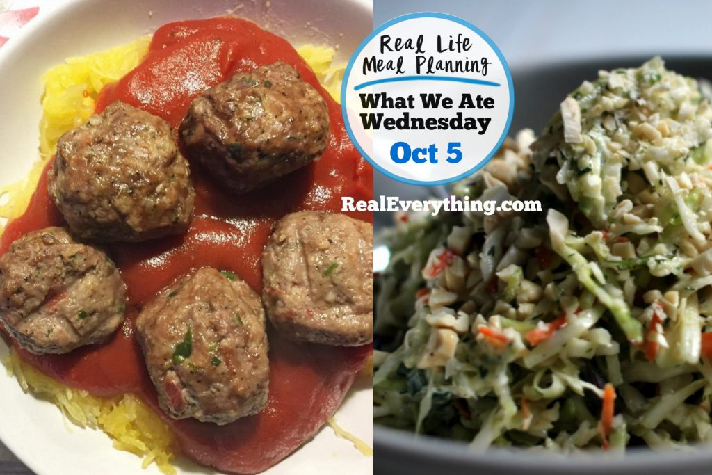 Our Weekly Family Meal Plan- With All Recipes From the Internet!   Real Everything