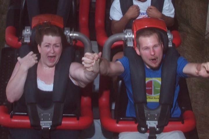 Rollercoaster what it feels like to lose 200 pounds