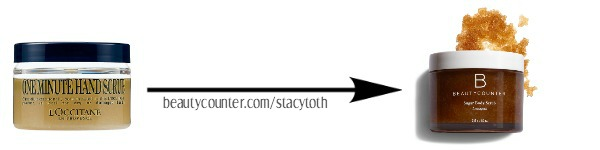 ST BC Safer Swaps sugar scrub