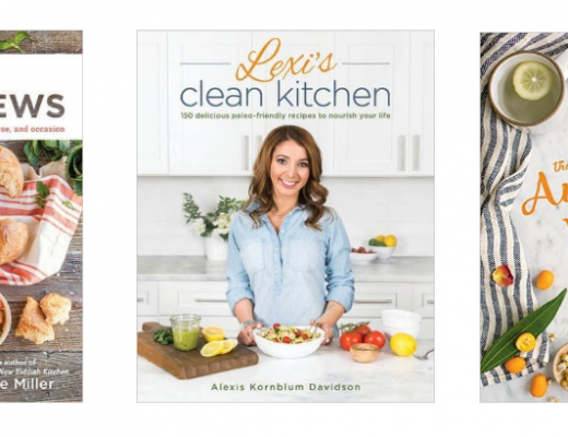 New paleo cookbooks
