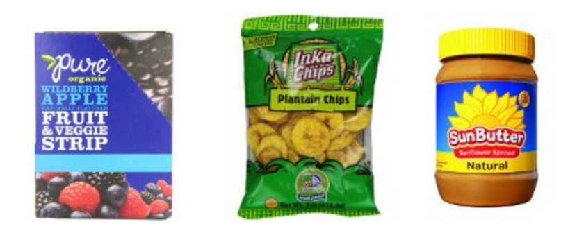 Paleo nut free snacks, Nut-Free Snacks and Lunch Box Foods | Real Everything