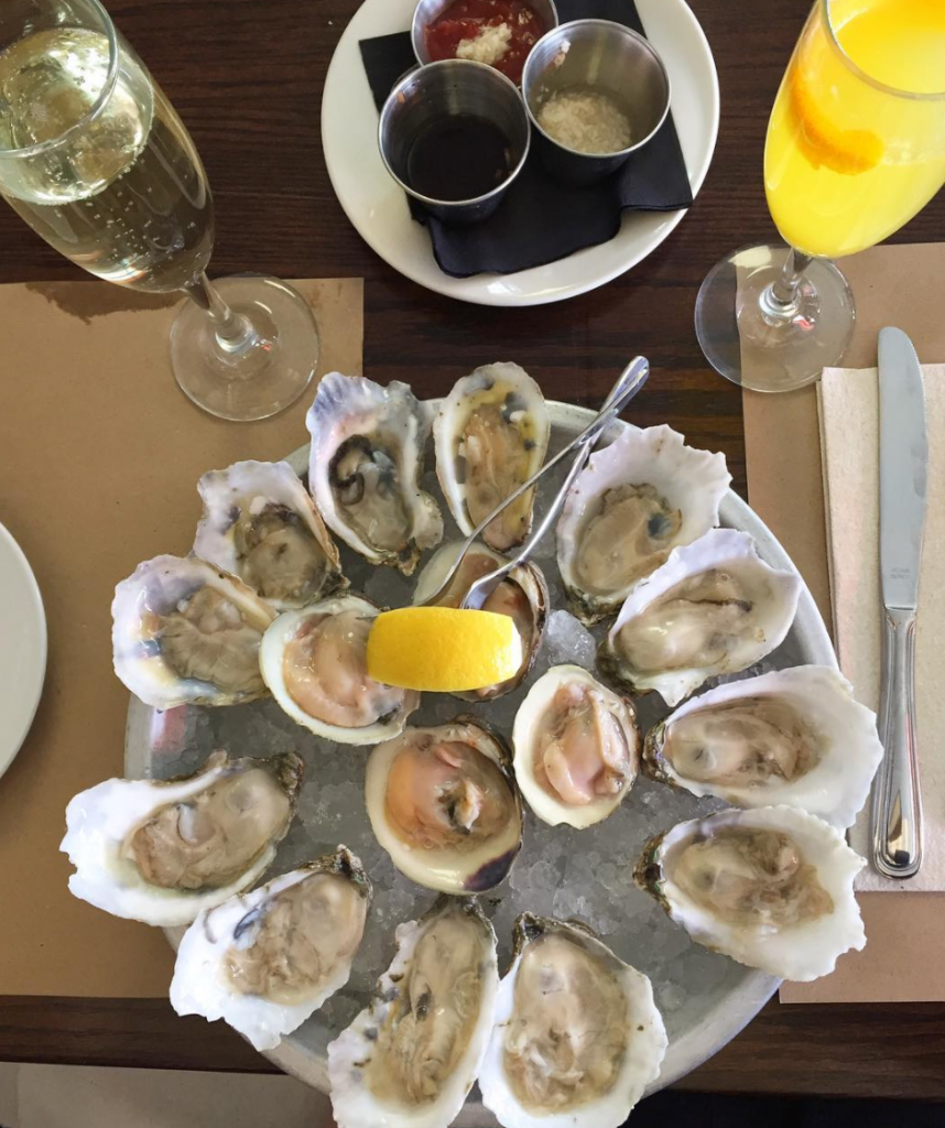 raw oysters union dc