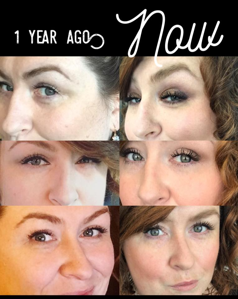 8d580116945 Using Beautycounter's Volumizing Mascara this year, in combination with a  safe lash primer, has made my lashes longer, fuller and healthier.