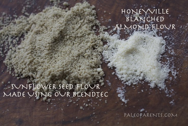 Sunflower-Seed-Flour-vs-Almond-Flour-by-PaleoParents.jpg, Nut-Free Snacks and Lunch Box Foods | Real Everything