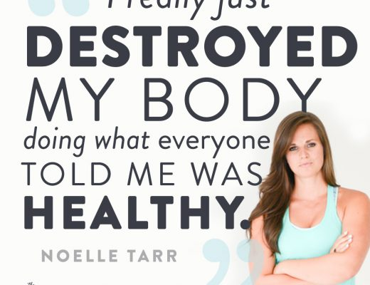 the paleo view episode 324 noelle tarr graphic