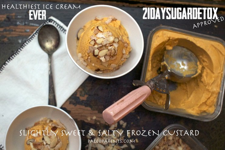 The-Healthiest-Ice-Cream-Ever, Affordable Kitchen Gadgets and Budget-Friendly Paleo Recipes! Real Everything
