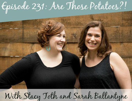 The Paleo View TPV 231 Are Those Potatoes