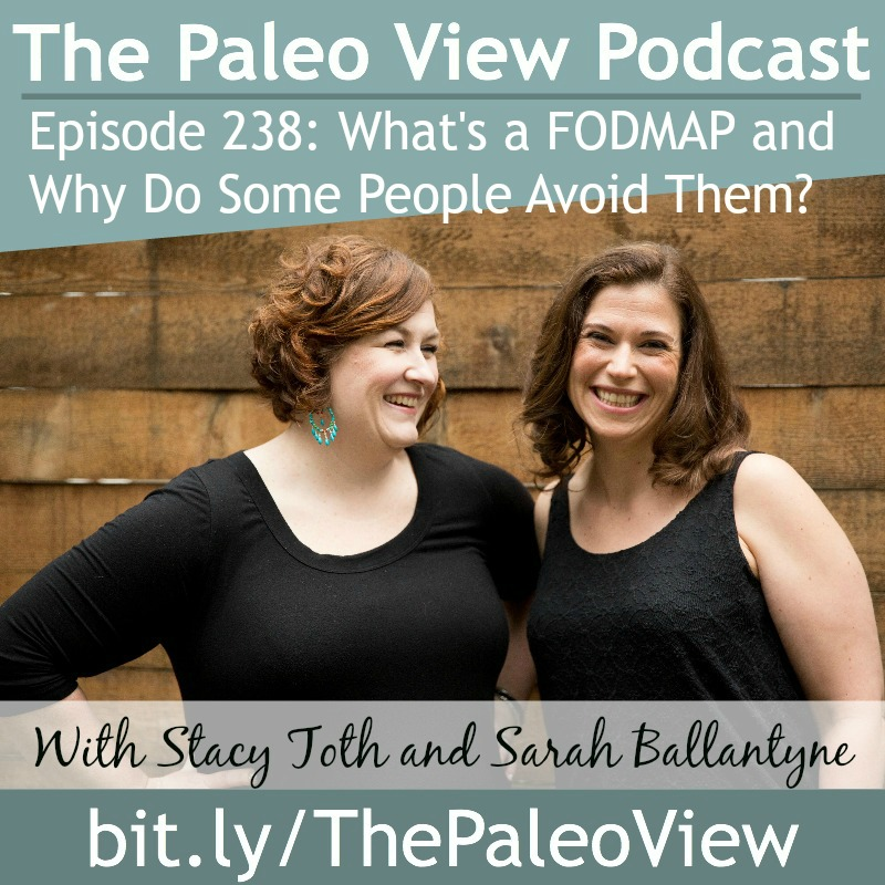 The Paleo View TPV 238 FODMAP