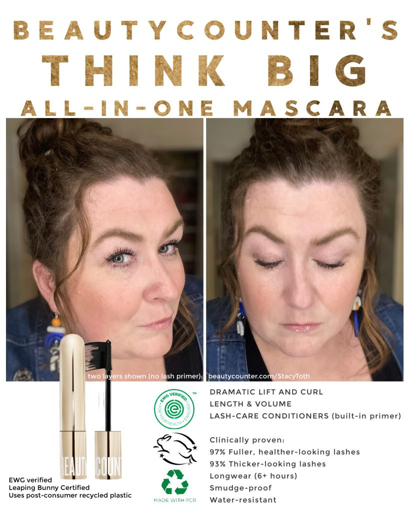 Think Big Mascara - Real Everything