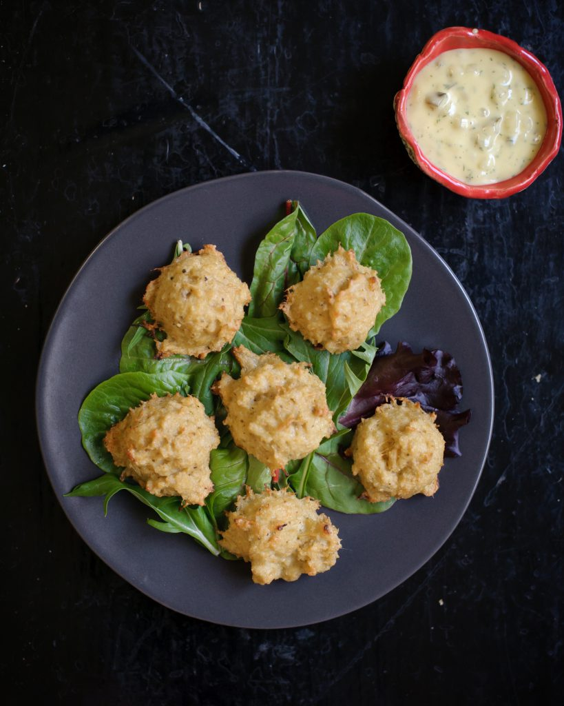Paleo crab balls from Real Life Paleo | Real Everything