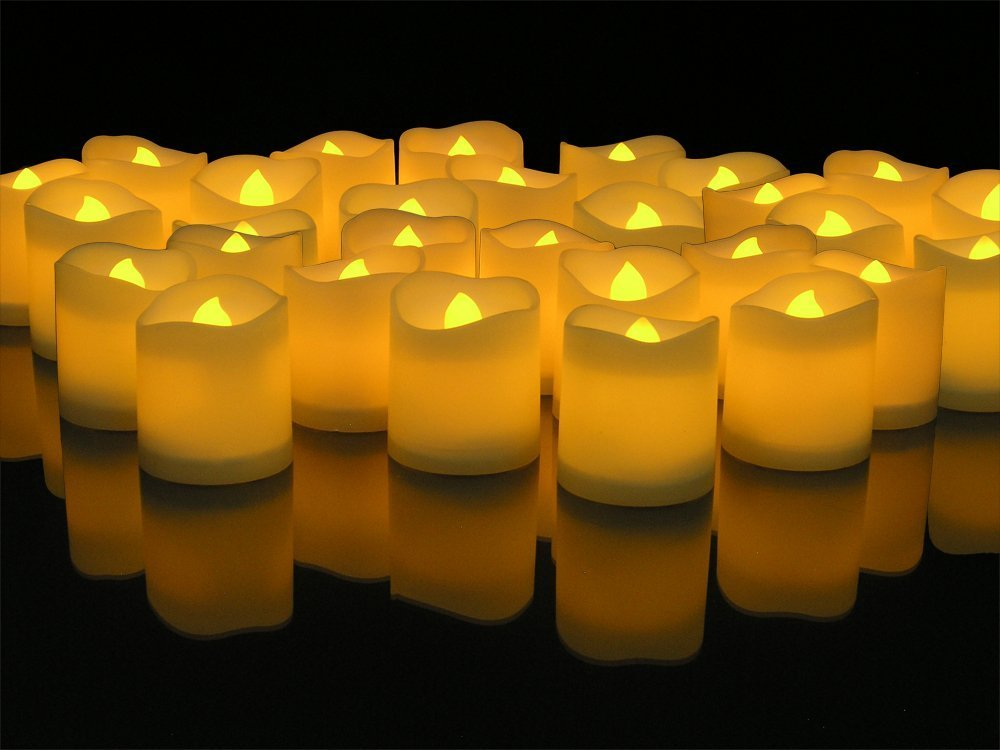 timer-candle-lights