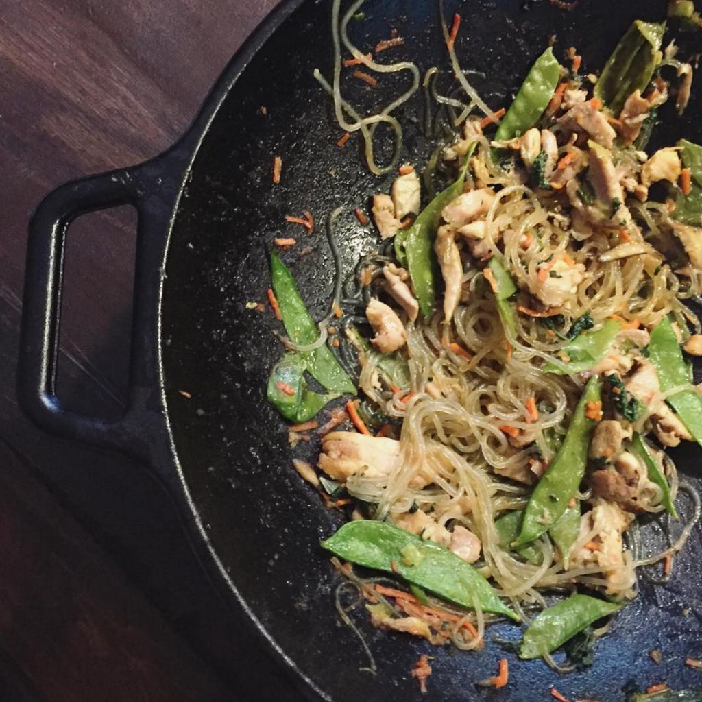 japchae, Our Weekly Meal Plan Full of Fresh Veggies!   Paleo Parents