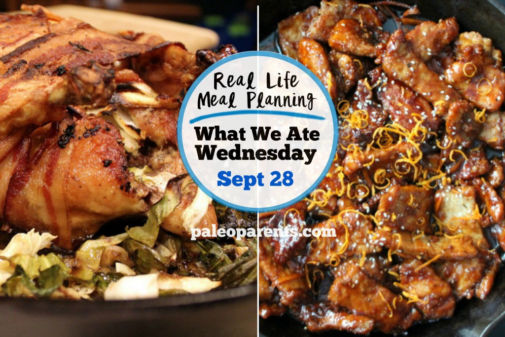 meal-planning-sept-28, Our Weekly Family Meal Plan with Simple Dinners! |Paleo Parents