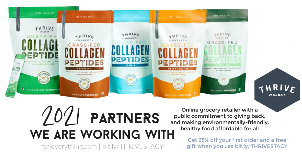 Thrive Market Collagen -  Real Everything