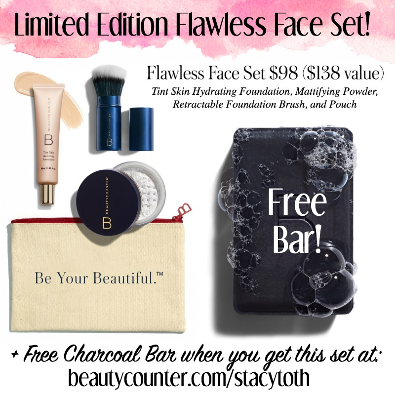 BC Flawless Face Set graphic