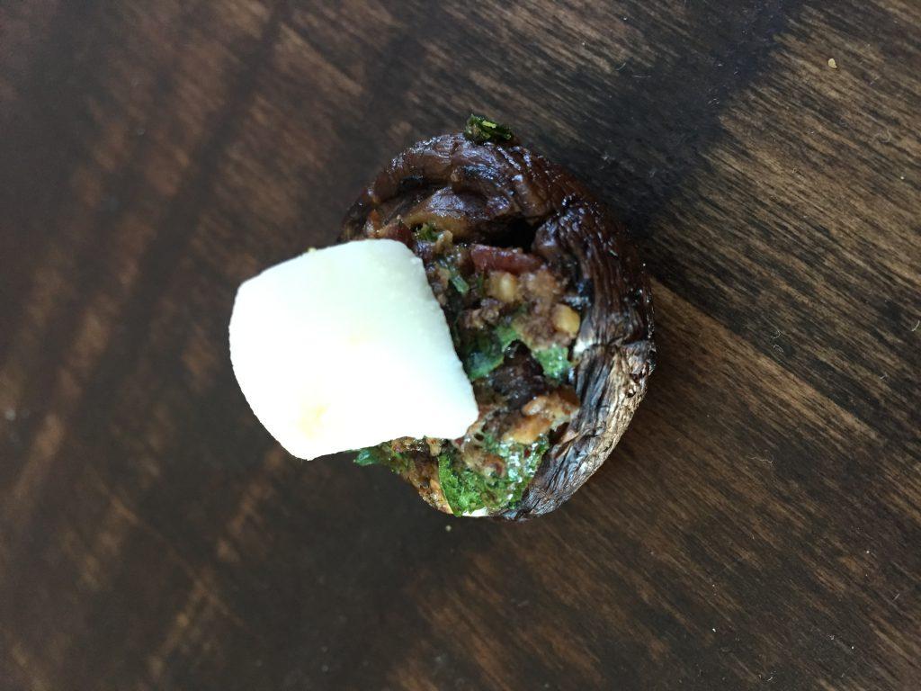 chopped junior stuffed mushrooms