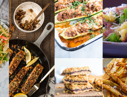 Meal Plan Monday August 16th - Featured - Real Everything Blog Stacy Toth