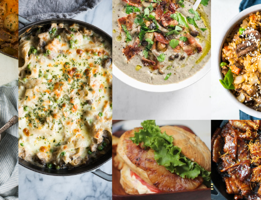 Meal Plan Monday May 17th, Real Everything Blog