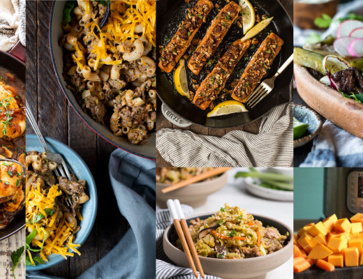 Meal Plan Monday May 24th, Real Everything Blog