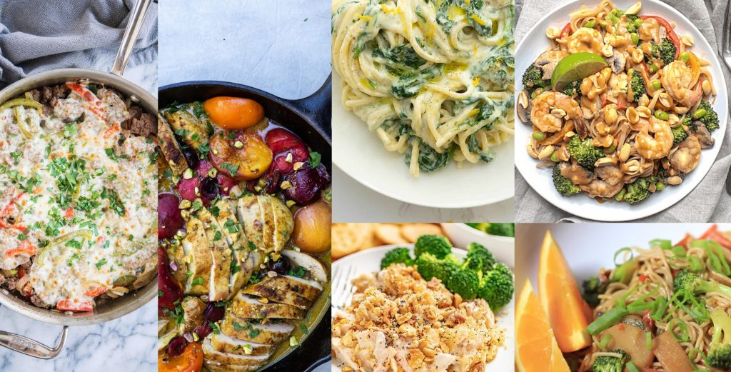 Meal Plan Monday September 6th - Real Everything Blog Stacy Toth