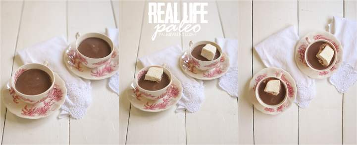 Peppermint-Hot-Chocolate-from-Real-Life-Paleo, The BEST Paleo Chocolate Recipes and Treats! Real Everything