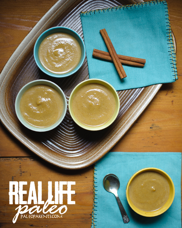 Pumpkin-Pudding, Healthy Paleo Thanksgiving Recipes! Real Everything