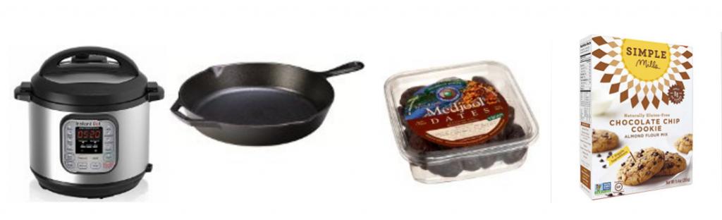 Paleo recovery comfort foods