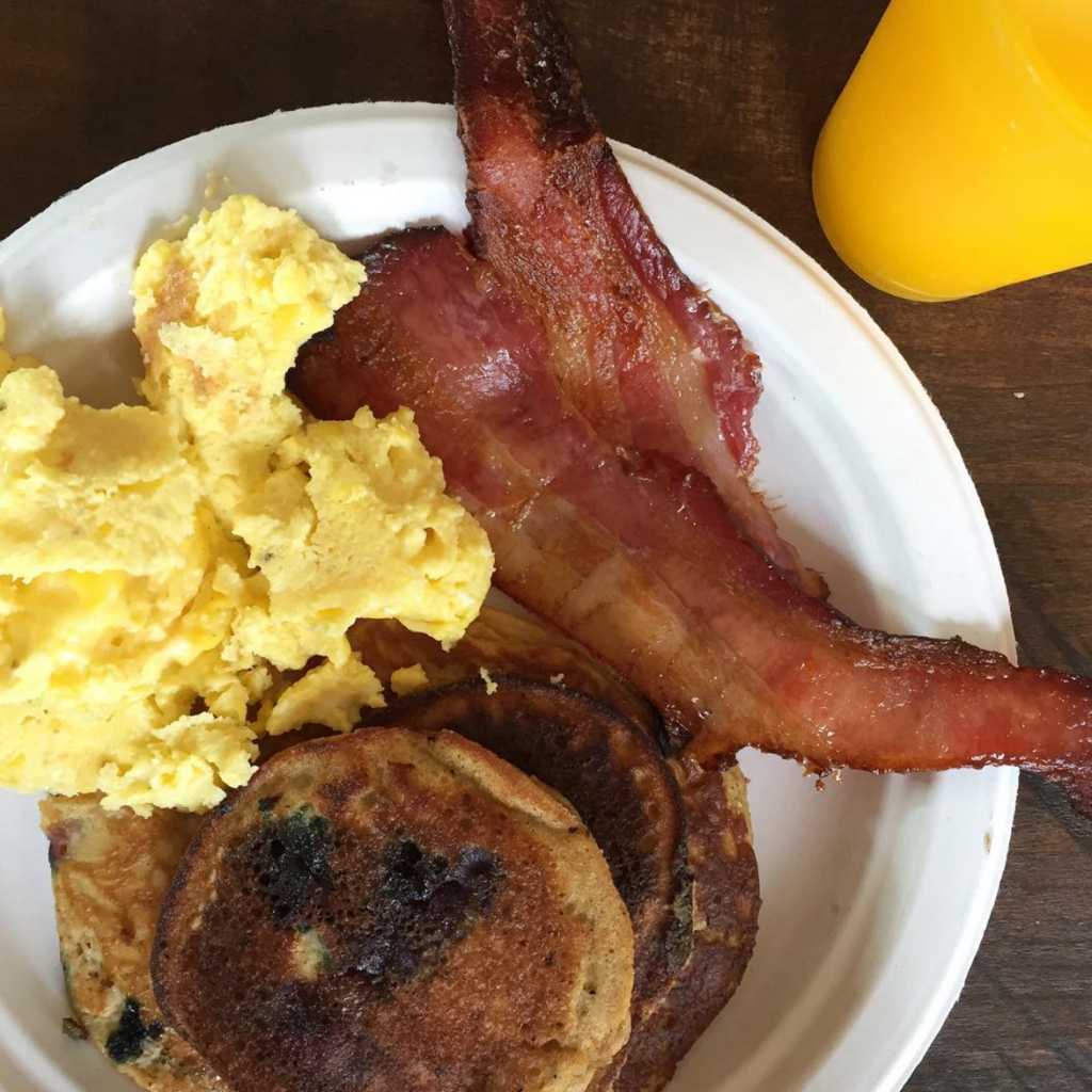 affordable paleo breakfast