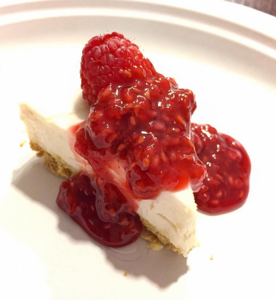 birthday cheesecake