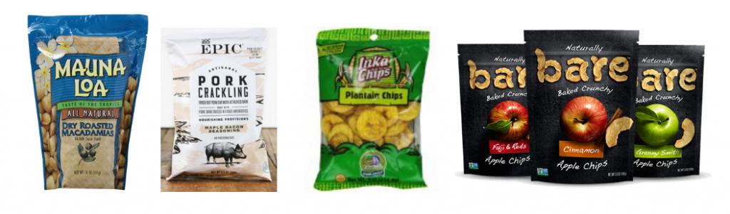 paleo snacks on the go