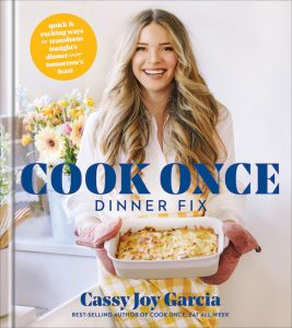 Cook Once Book Cover