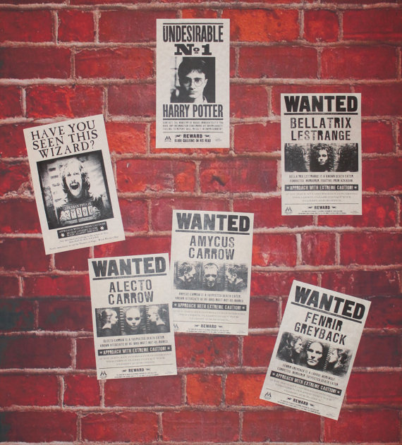 harry-potter-wanted-signs