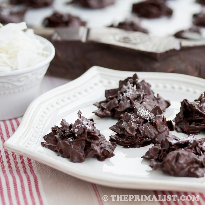 salted-chocolate-coconut-stacks, Affordable Kitchen Gadgets and Budget-Friendly Paleo Recipes! Real Everything